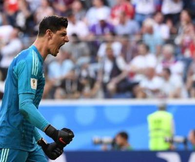 Courtois joins Madrid as Chelsea wait to confirm Kepa deal