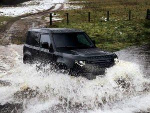 Land Rover Defender V8 Revealed Gets Special Edition Variant And MY2022 Updates
