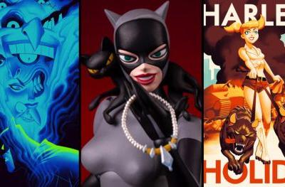 Batman: The Animated Series Gets 2 New Mondo Posters and a