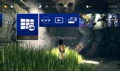 PS4 Update 4.50 Will Add External HDD Support, Custom Wallpapers & More