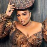 Lizzo Is Truly the Perfect Person to Pull Off Wood-Inspired Nail Art - Yes, Wood