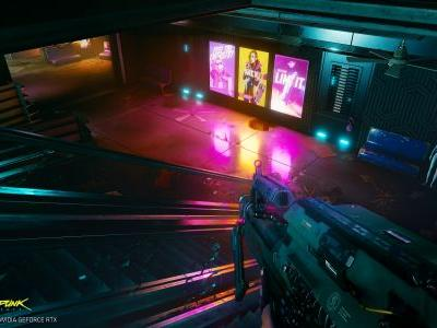 Cyberpunk 2077 gets ray tracing courtesy of Nvidia's GeForce RTX GPUs