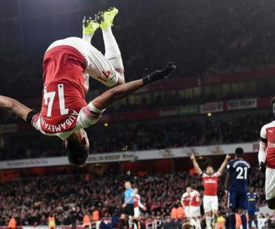 Watch: Arsenal dominates Fulham in Premier League
