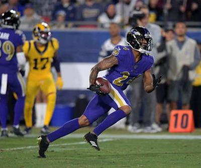 ' them': Ravens CB Marcus Peters goes off on former team, L.A. Rams