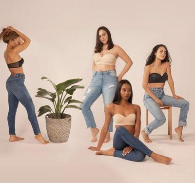 An online lingerie startup founded by a Victoria's Secret alum recently launched a $35 wireless strapless bra - and it's surprisingly comfortable and supportive