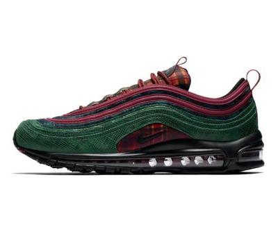"Nike Air Max 97 NRG ""Team Red/Midnight Spruce"" Hits US Stockists this Month"