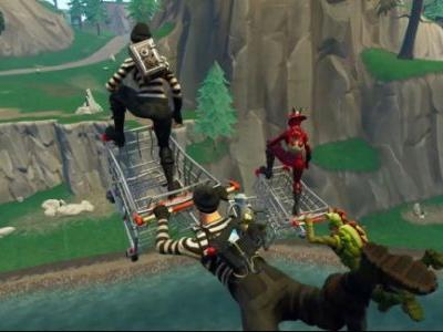 Fortnite is coming to the Nintendo Switch today