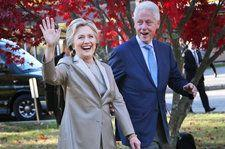 Bill and Hillary Clinton Hitting the Road for North American Speaking Tour
