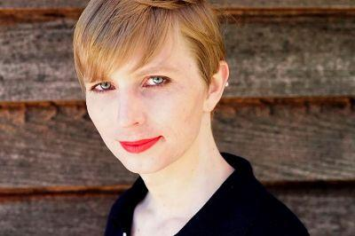Chelsea Manning shows off her beach body in Vogue