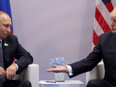 Trump reportedly shocked European allies by inviting Putin to the White House