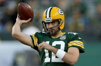 Shannon Sharpe praises Aaron Rodgers after leading Packers to historic comeback win