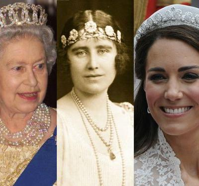 Here Are All The Tiaras Meghan Markle Could Choose From For Her Wedding