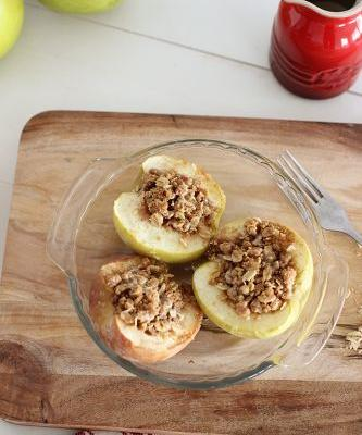 Kid-Friendly Baked Apples