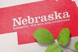 Nebraska reveals its quirky tourism slogan