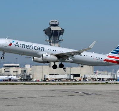 An American Airlines pilot was arrested after he was accused of being drunk at an airport in England
