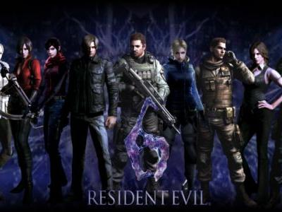 Resident Evil 5 and 6 Launches for Switch in October