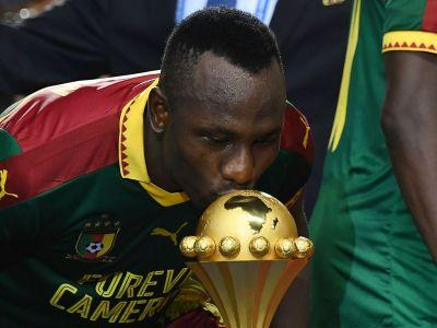 Bassogog named Total Man of 2017 Africa Cup of Nations