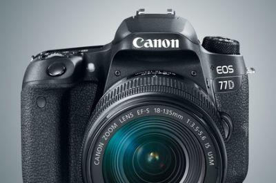 Canon's new EOS 77D, Rebel T7i DSLRs inherit acclaimed tech from 80D