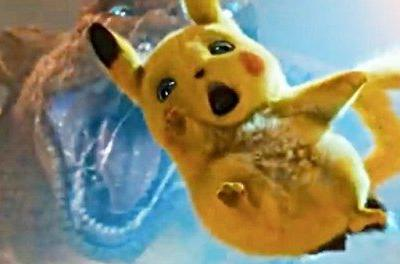 Every Pokemon Reveled in First Detective Pikachu FootageThe