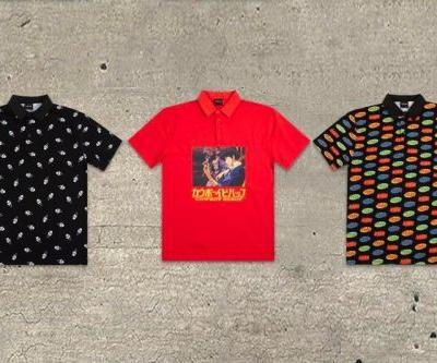 Dumbgood Releases Pop Culture-Infused Summer Polo Collection