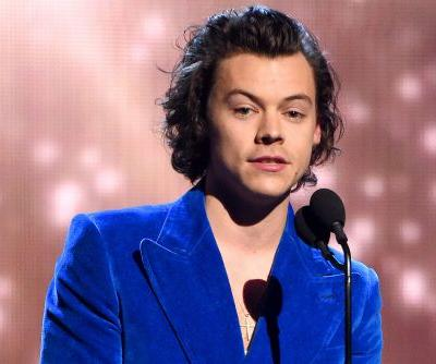Harry Styles' shirtless Rolling Stone cover sends fans into frenzy