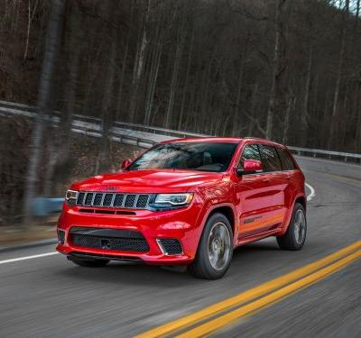 The 10 hottest SUVs this summer