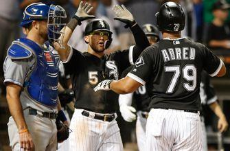 Sox sink Royals in series opener with seven-run seventh inning