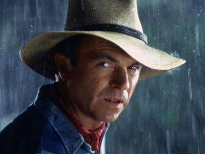 Sam Neill Returns as Alan Grant in Jurassic World 2 Cameo?