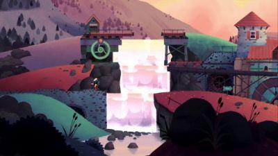 Old Man's Journey is an adventure game about shifting painterly landscapes to solve puzzles