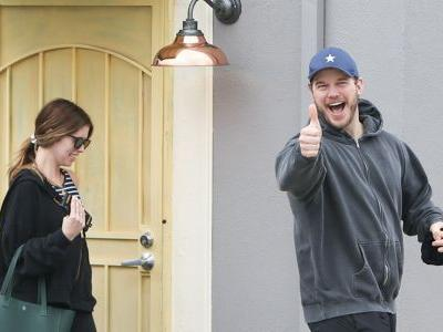 Couples Who Shop Together, Stay Together! Chris Pratt and Katherine Schwarzenegger Run Errands in L.A