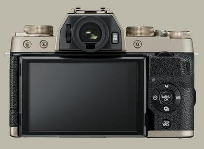 The X-T100 brings Fujifilm's high-end style to an entry-level price