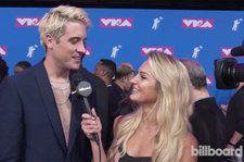 G-Eazy Talks Touring With Ty Dolla $ign, Wanting to Work With Kehlani Again at 2018 MTV VMAs: Watch