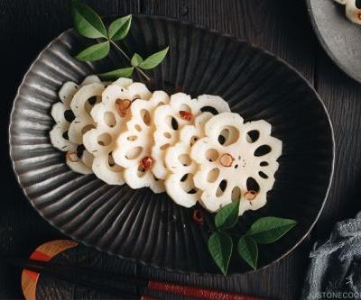 Pickled Lotus Root 酢れんこん