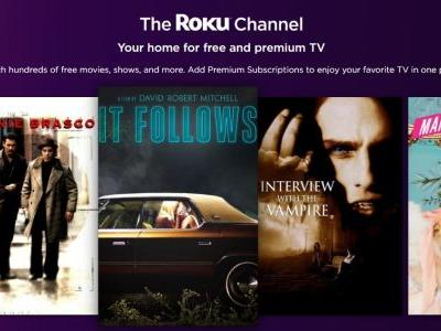 Roku's free streaming service is now available on iOS devices