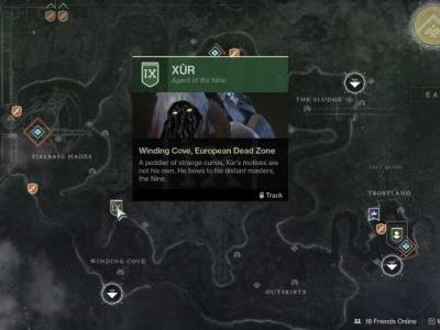 Destiny 2: Xur location and inventory, May 24-27