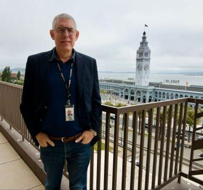 YouTube's Lyor Cohen says to forget about YouTube's rocky past with the music industry because the real threat is Spotify and Apple