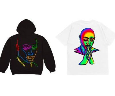 2Pac Estate Celebrates Pride Month With New Merch Collection