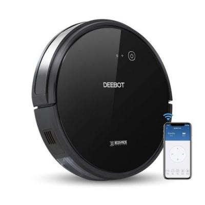 Control this app-enabled Ecovacs Deebot 601 robot vacuum on sale for $160