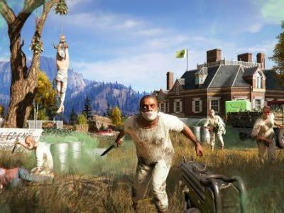 Far Cry 5 players on PC can now grab the new AMD and Nvidia drivers