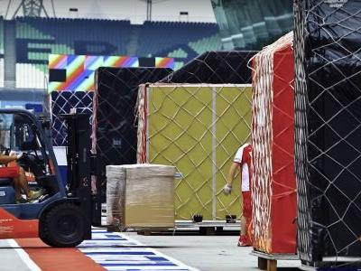 Here's How F1 Teams Ship Their Equipment Around The World