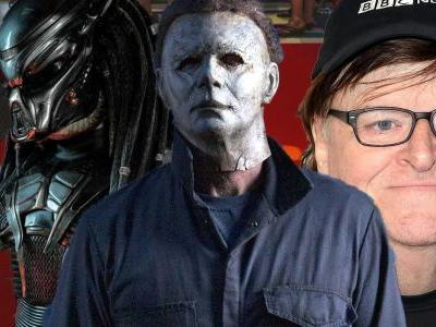 The Predator, Halloween & Fahrenheit 11/9 Getting TIFF World Premieres