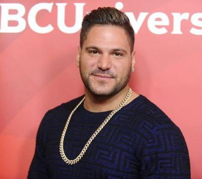 Ronnie Ortiz-Magro Shows Off Black Eye On Instagram, Seemingly Blames Baby Mama Jen Harley