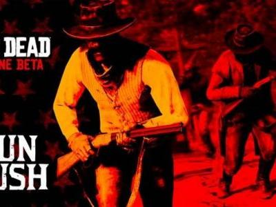 Gun Rush Now Available in Red Dead Online