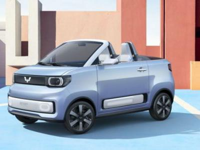 GM Keeps Making Amazing Cheap EVs For China