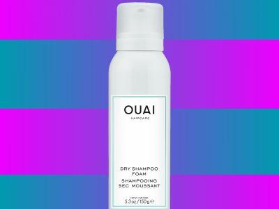 Exclusive: Jen Atkin Shows Us How To Use Ouai's New Foam Dry Shampoo
