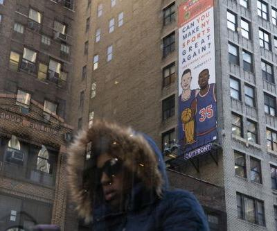 No sign Durant will be swayed by Big Apple billboard