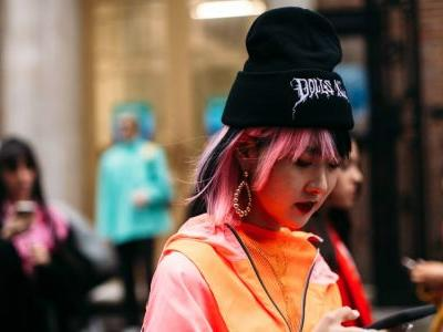 The 24 Best Beauty Street Style Looks From London Fashion Week
