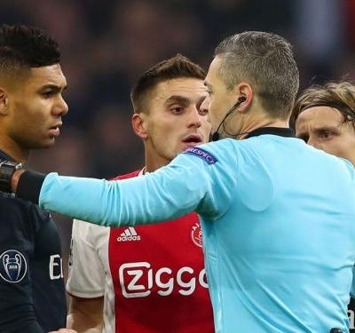 'Video Assisting Real Madrid!' - Ajax goal ruled out in VAR controversy