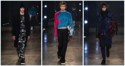 Versus Versace Goes High Street Sporty for Fall '17 Collection