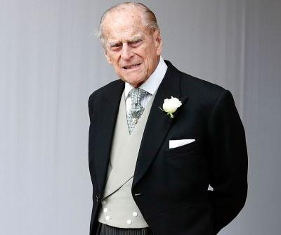 Prince Philip warned by UK police for driving without seatbelt
